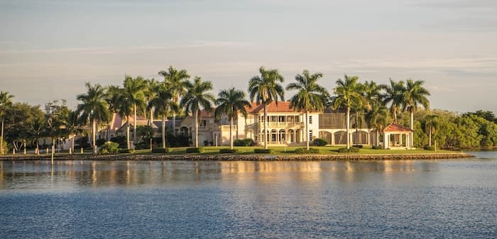 Florida property near the water