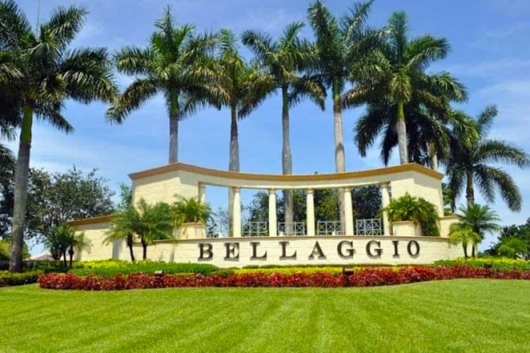 Bellaggio Residential Community Smart Irrigation Project