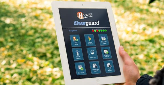 Hoover Flowguard Smart Irrigation